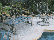 OUTDOOR FURNITURE REPAIR AND RESTORATION
