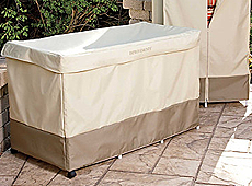 WINTER STORAGE AND OUTDOOR FURNITURE PROTECTION
